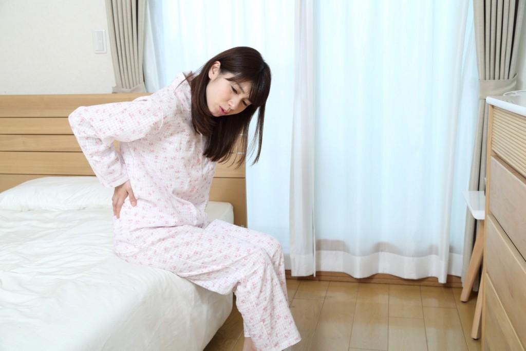 ベッドが原因となる腰痛対策とは