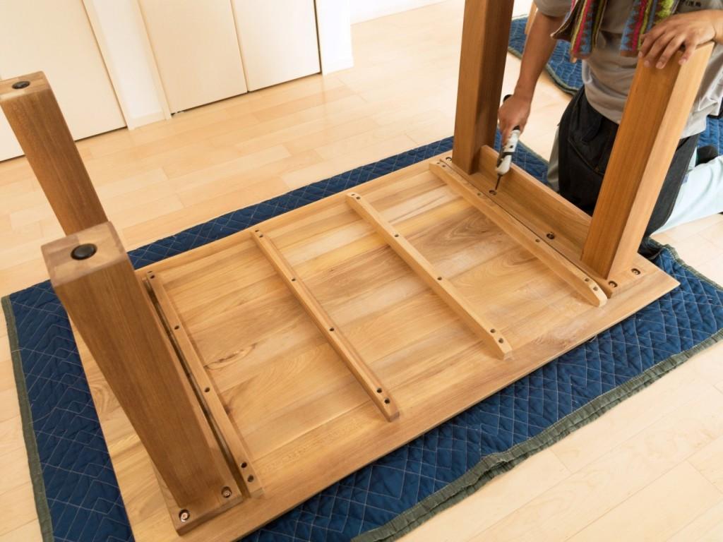 引越しの際の家具の組み立てや解体のポイントとは