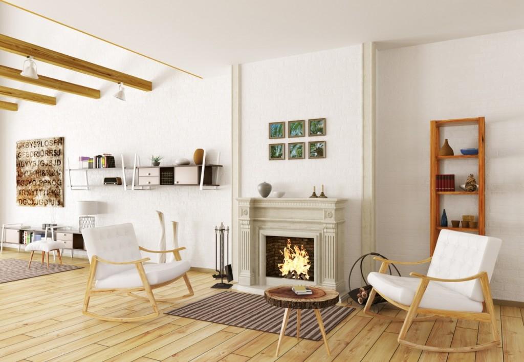 暖炉の種類と特徴について