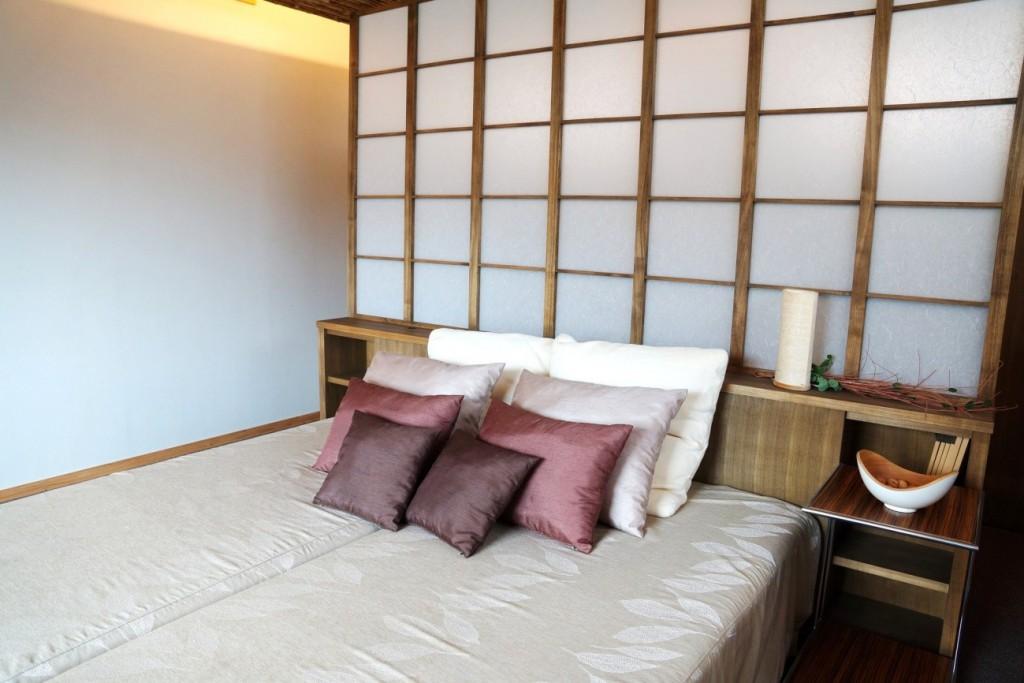 和室×ベッドのおしゃれコーディネイトと置き方のポイント