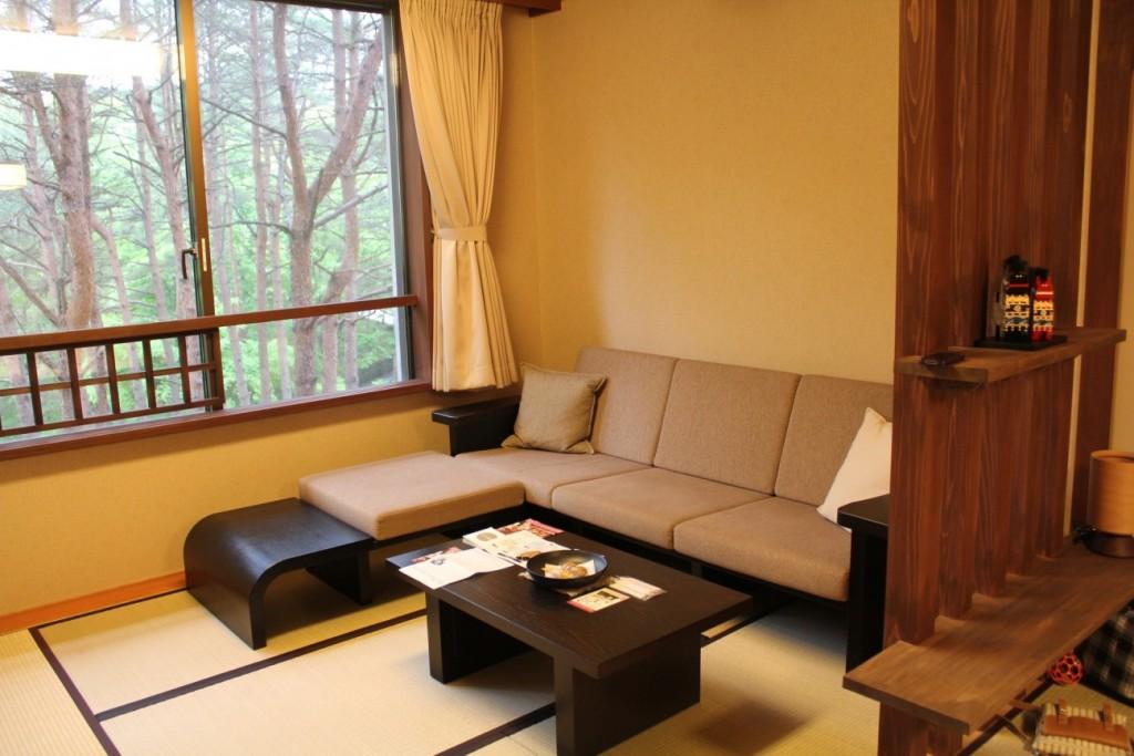 和室にソファの跡やへこみがつかないための対策とは