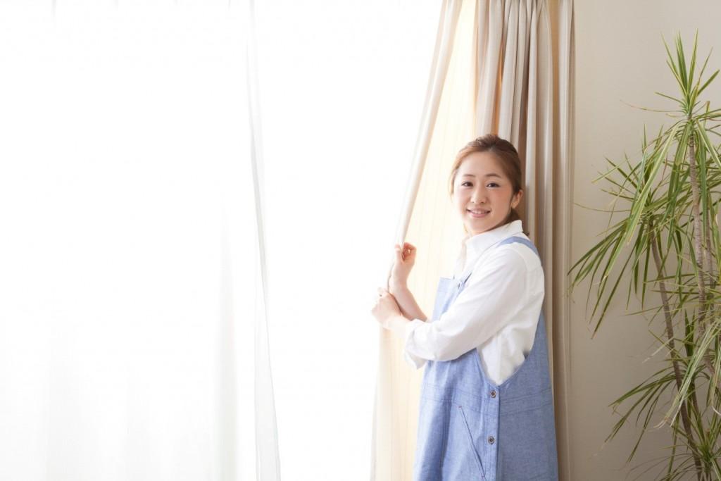 カーテンの洗濯頻度と洗い方・干し方