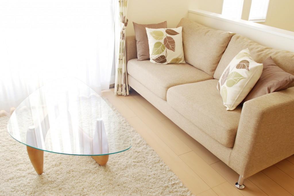 ガラステーブルを綺麗にする掃除方法