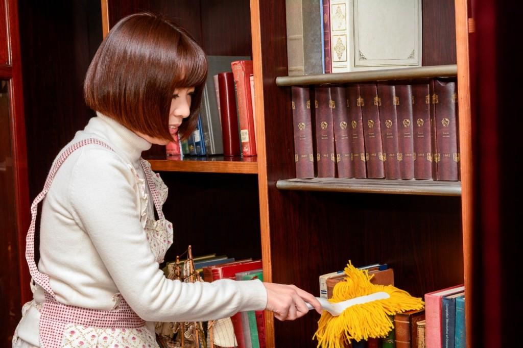 本棚のほこり対策と掃除方法