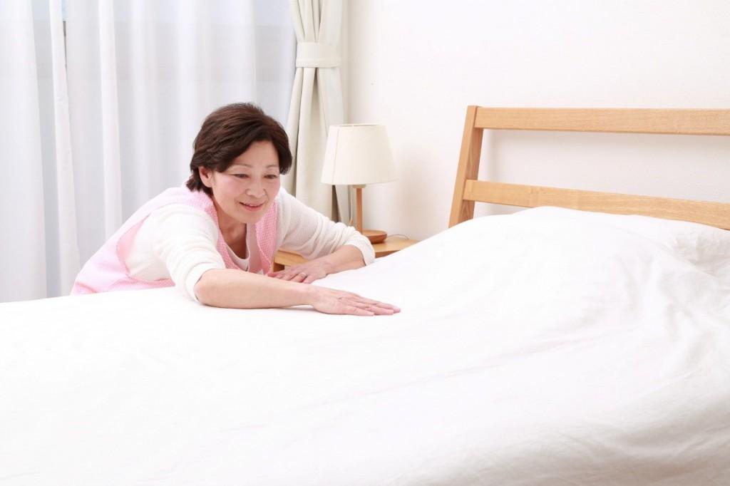 ベッドに布団乾燥機をかけてダニ対策をしよう