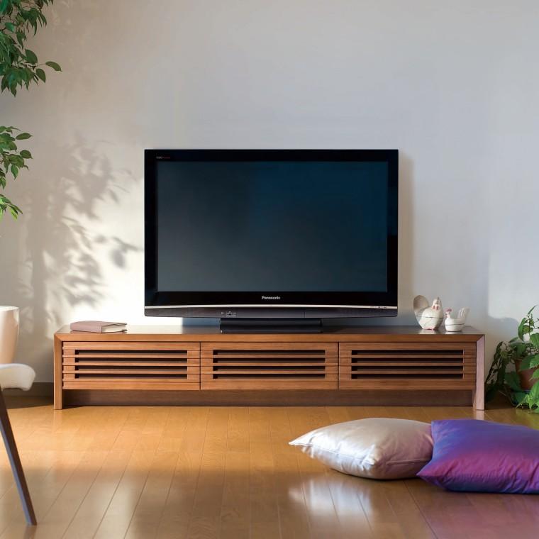 テレビボードのサイズや高さの選び方