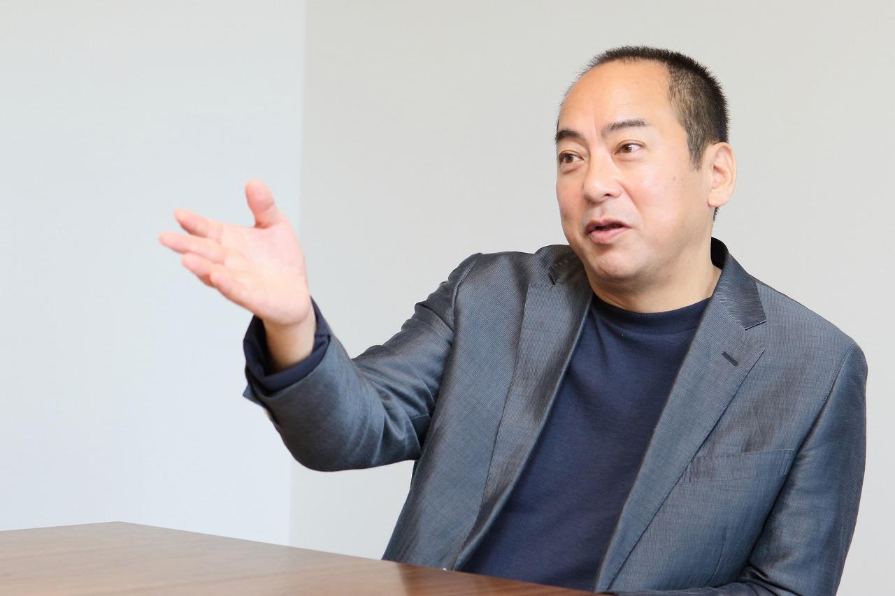 雄谷良成理事長